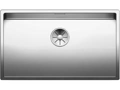 Lavello a una vasca da incasso in acciaio inoxBLANCO CLARON 700-IF - BLANCO