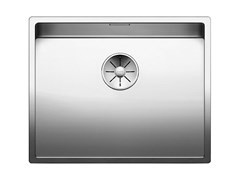 Lavello a una vasca sottotop in acciaio inoxBLANCO CLARON XL 60-U - BLANCO
