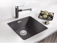 Lavello a una vasca in materiale composito BLANCO SUBLINE 400 F - Blanco Subline
