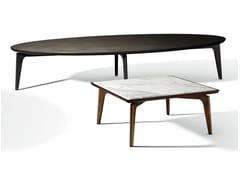 Tavolino quadrato in marmo BLEND | Tavolino quadrato -