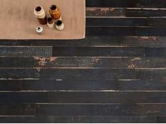 Pavimento/rivestimento in gres porcellanato effetto legnoBLENDART DARK - CERAMICA SANT'AGOSTINO