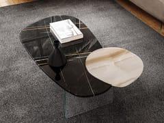 Tavolino in vetro da salottoBLENDIE - LAGO