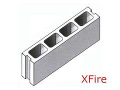 Blocco in calcestruzzo vibrocompressoBLOCCO 12x20x50  EI120 - GRUPPO CIVA