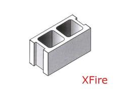 Blocco in calcestruzzo vibrocompressoBLOCCO 20x20x40  EI180 - GRUPPO CIVA
