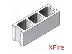 Blocco in calcestruzzo vibrocompressoBLOCCO 20x20x50  EI180 - GRUPPO CIVA