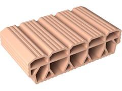 Blocchi interposti per montaggio su travettoBLOCCO SOLAIO 12X42X25 - FORNACI DCB