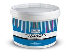 FASSA, BLUCOLORS Sigillante epossidico antiacido colorato per fughe