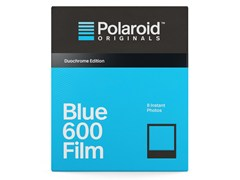 Pellicola fotografica BLUE FILM FOR 600 DUOCHROME - POLAROID ORIGINALS®