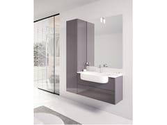 Mobile lavabo sospeso con specchioBLUES 08 - BMT