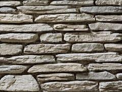 Rivestimento in pietra ricostruitaBLUMONE P02 | Bianco Terra - GEOPIETRA