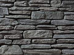 Rivestimento in pietra ricostruitaBLUMONE P02 | Grigio Perla - GEOPIETRA