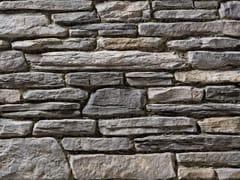Rivestimento in pietra ricostruitaBLUMONE P02 | Grigio Terra - GEOPIETRA