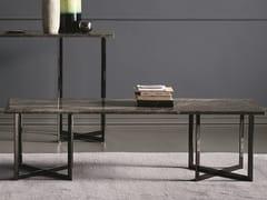 Tavolino rettangolare in marmoBLUNT | Tavolino rettangolare - BODEMA