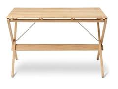TAVOLO DA GIARDINO PIEGHEVOLE IN TEAKBM3670 | DINING TABLE - CARL HANSEN & SØN MØBELFABRIK A/S
