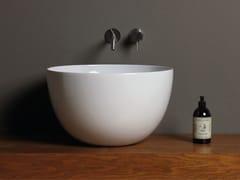Lavabo da appoggio rotondo in ceramicaBOL - GRUPPO P&G