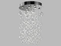 Lampada da soffitto in vetro soffiato BOLERO | Lampada da soffitto - Bolero
