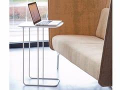 Tavolino per pc BONDO | Tavolino quadrato - Bondo