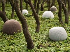 Pouf da giardino in lanaBONNET OUTDOOR - CASALIS