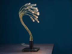 Lampada da tavolo con braccio flessibileBONSAI - CATELLANI & SMITH