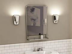 Devon&Devon, BOOGIE Specchio da parete con mensola