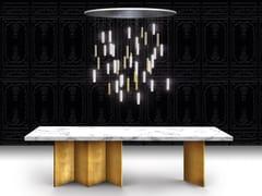 Tavolo in marmo di CarraraBOOK, THE TABLE - BEAU & BIEN