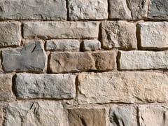 Rivestimento di facciata in pietra ricostruitaBORGO P33 - GEOPIETRA®