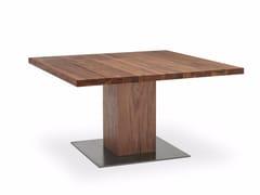 Tavolo quadrato in legno massello BOSS BASIC | Tavolo quadrato - Boss Basic
