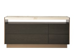 Cassettiera in legnoBOSTON | Cassettiera - SHAKE