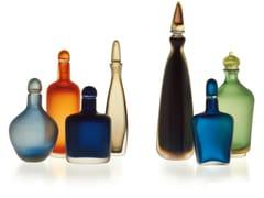Bottiglia in vetro soffiatoBOTTIGLIE INCISE - VENINI