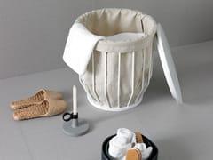 Portabiancheria / sgabello per bagnoBOWL | Sgabello per bagno - INBANI