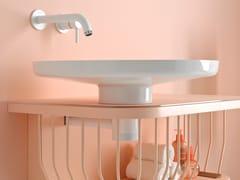 Lavabo da appoggio in Ceramilux® BOWL | Lavabo da appoggio - Bowl