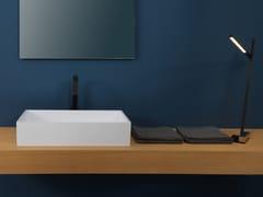 Lavabo da appoggio rettangolare BOX | Lavabo da appoggio - Box