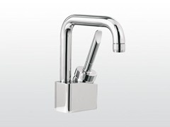 Miscelatore per lavabo monocomando con bocca orientabile BOX | 3223 - Box
