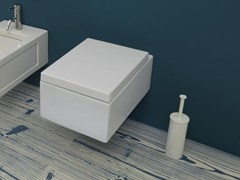 Wc sospeso in ceramica BOX | Wc sospeso - Box