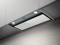 Cappa in acciaio inox ad incasso con illuminazione integrataBOXIN PLUS - ELICA