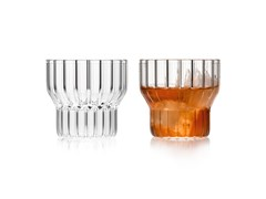 Set di bicchieri da liquore in vetro borosilicatoBOYD | Bicchiere da liquore - F F E R R O N E