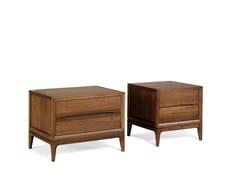 Comodino in legno con cassettiBRAD | Comodino - CECCOTTI COLLEZIONI