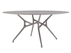 Tavolo per contract in differenti misure e forme di pianoBRANCH TABLE - CAP DESIGN