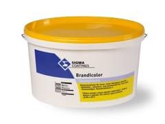 Pittura murale lavabile per interni a basso impatto ambientaleBRANDICOLOR - SIGMA COATINGS