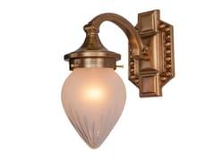Lampada da parete in ottone BRATISLAVA I   Lampada da parete - Bratislava