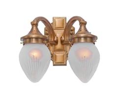 Lampada da parete in ottone BRATISLAVA III   Lampada da parete - Bratislava