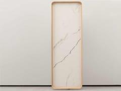 Appendiabiti / porta asciugamani con pannello in ceramicaBRAVE | Appendiabiti - I.T.F. DESIGN