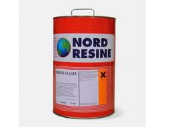 NORD RESINE, BRICK-O-LUX Impermeabilizzante estetizzante ad effetto bagnato lucido