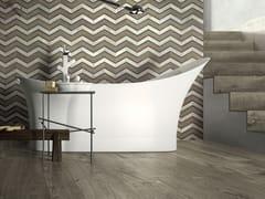Pavimento/rivestimento in gres porcellanato effetto legno per interni ed esterniBRIGHT FOREST - CERIM MADE IN FLORIM CERAMICHE