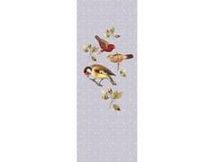 Carta da parati a striscia unica stampata in digitale BRILLIANT BIRDS | Carta da parati a striscia unica - Walls by Patel II