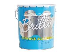 Vernice a base alluminio e solventeBRILLO - CIMAR PRODUZIONE