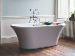 Vasca da bagno ovale in acrilicoBRINDLEY - BATHROOM BRANDS GROUP