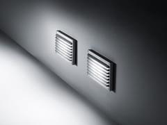 Segnapasso a parete in alluminio pressofusoBRIQUE | Segnapasso a parete - SIMES