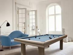 Tavolo da biliardo rettangolare in legno masselloBROADWAY - BILLARDS TOULET
