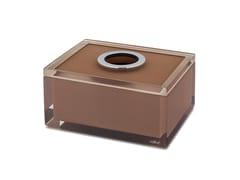 Porta fazzoletti in resina BRONZE GLOSS | Porta fazzoletti - BRONZE GLOSS